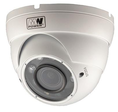 System 4w1 (AHD, CVI, TVI, CVBS)