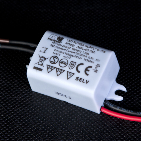Seria MPL, w obudowie plastikowej małej mocy